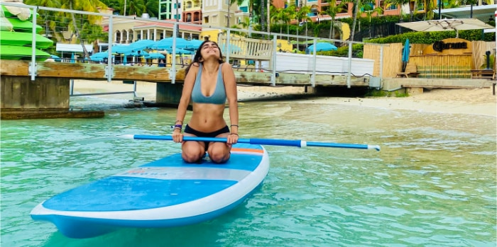 SUP Stand Up Paddle Board in Saint Thomas, US Virgin Islands